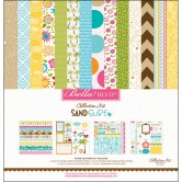 "Sand & Surf Collection Kit 12""X12"" SNS622"