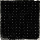 "Black Dot So Spooky Heavyweight Cardstock 12""X12"" 805013-6"