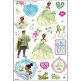 Princess And The Frog Disney Classic Sticker E5300028